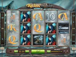 Zahrajte si casino automat Riches from the Deep zdarma