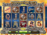 Casino automat Steampunk Big City zdarma