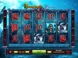Zábavný casino automat Transylvanian Beauty zdarma