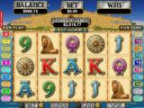 Roztočte online casino automat Achilles zdarma