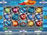 Obrázek z casino automatu Hydro Heat