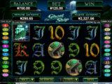 Zábavný casino automat Ghost Ship zdarma