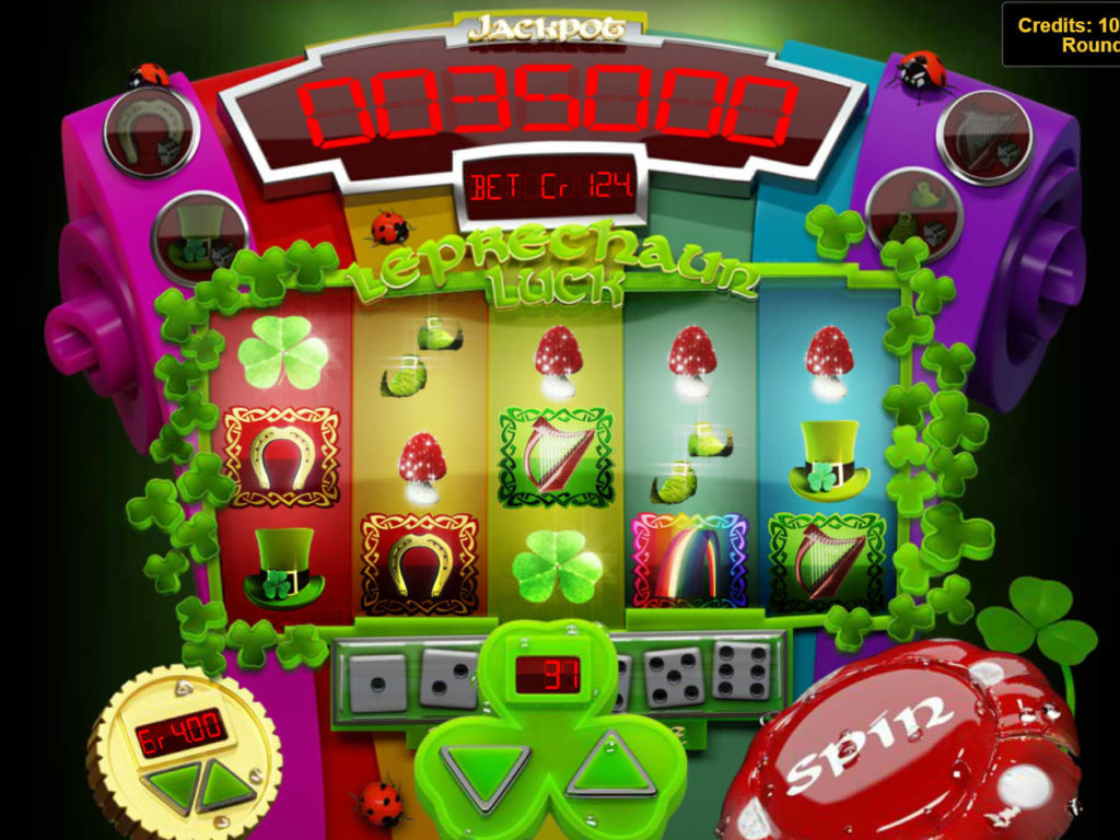 Casino automat Leprechaun Luck zdarma, online