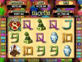 Casino automat Lucky 8 bez registrace