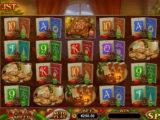 Obrázek z online casino automatu The Nice List