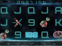 Zábavný online casino automat 2027 ISS zdarma