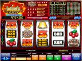 Online casino automat 777 Double Bingo zdarma