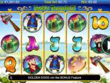 Zábavný online casino automat Jack´s Beanstalk zdarma