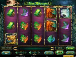 Casino automat Jade Magician zdarma