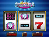 Casino automat Lucky Diamonds zdarma