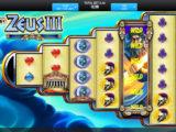 Casino automat Zeus III bez stahování