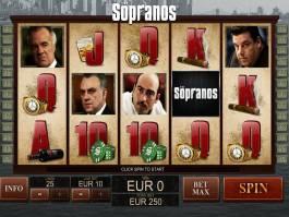 The Sopranos casino hrací automatu zdarma