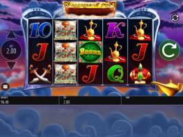Zahrajte si online automat Genie Jackpots zdarma