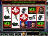Zábavná automatová hra Ghostbusters