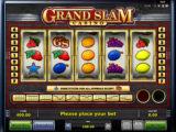 Online casino automat Grandslam zdarma