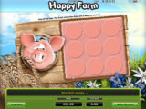 Online casino automat Happy Farm zdarma