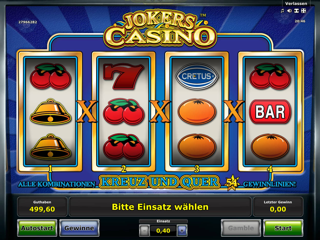 Casino Automat Online