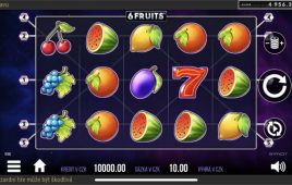 Auotmat fruit - synottip aplikace