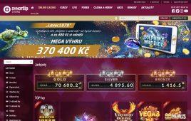 Synottip casino automaty online