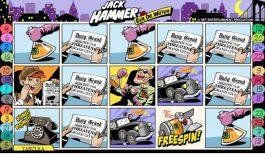 Výherní automat zdarma Jack Hammer online zdarma