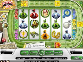 Champion of the Track online hrací automat zdarma