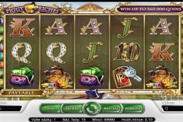Online casino automat Piggy Riches zdarma