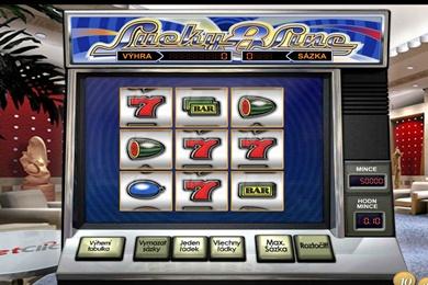 Klasický výherní automat Lucky 8-line